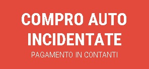 compro auto incidentate a milano nord